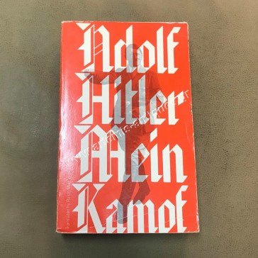 Adolf Hitler Mein Kampf in English
