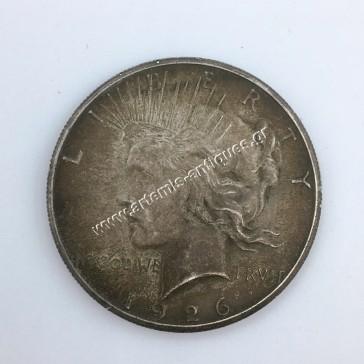 1 Δολάριο 1926 Δολάριο Ειρήνης