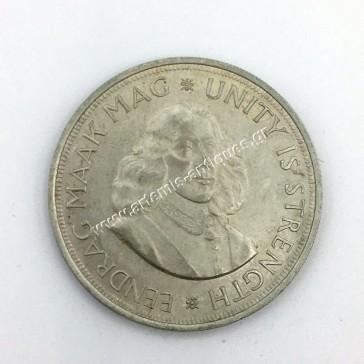 50 Cents 1961 Νότιος Αφρική