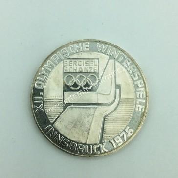 100 Schilling 1974 Olympics 1976 Innsbruck Austria