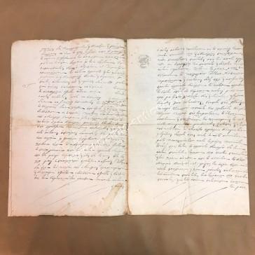 Ionian Islands Document 1844