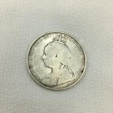 18 Piastres 1901 Victoria Cyprus