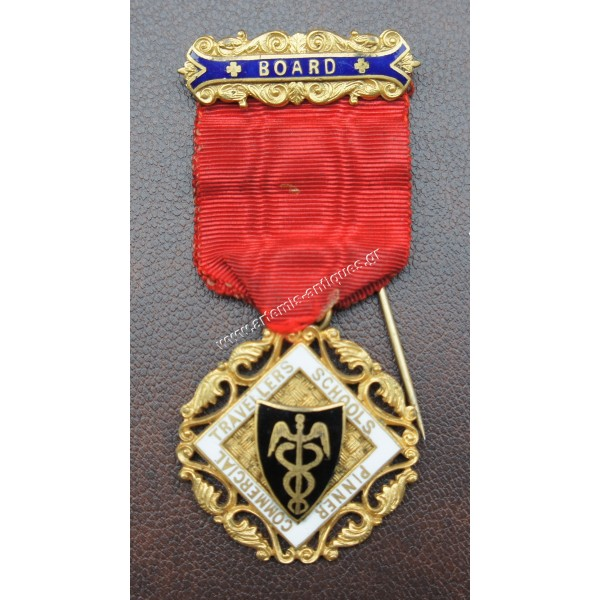 Masonic medal BOARD