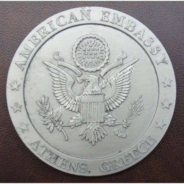 Αμερικάνικη Πρεσβεία-Αθήνα,Ελλάδα