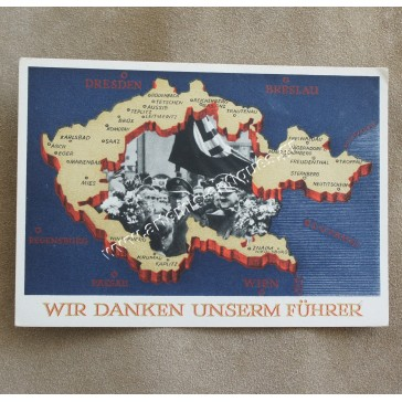 Third Reich Postcard