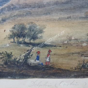 Watercolor Delfi