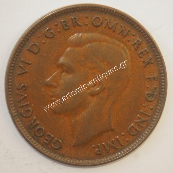 1 Πένα 1940  K.G Αυστραλία