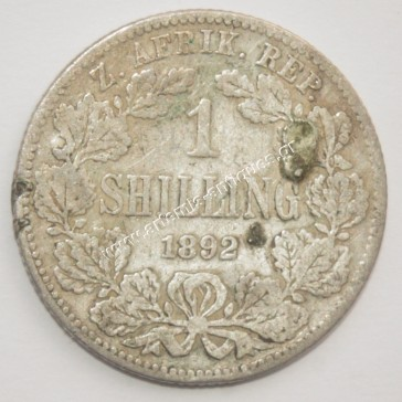 1 Shilling 1892 South Africa