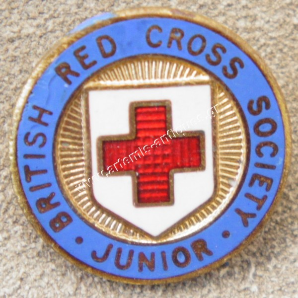 British Red Cross Society Junior