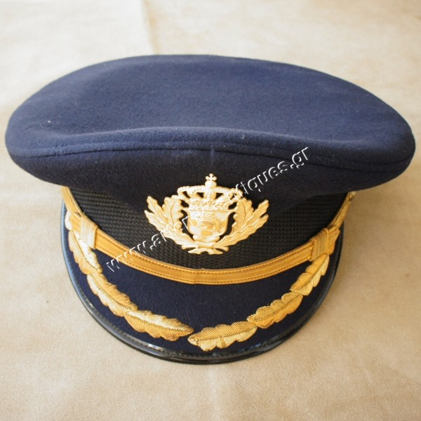 Greek Royal Infantry Colonel's Hat