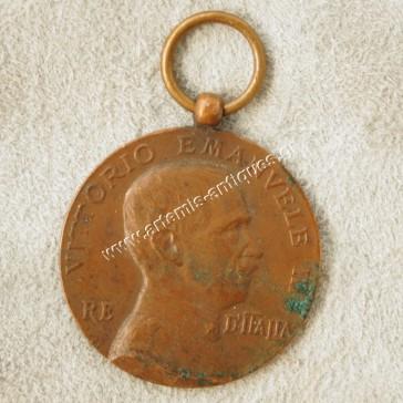 Βιτόριο Εμανουέλε Γ΄ Μετάλλιο