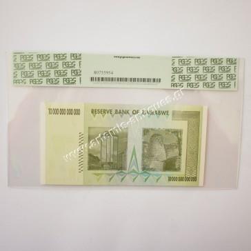 10 Τρις Δολάρια 2008 Ζιμπάμπουε