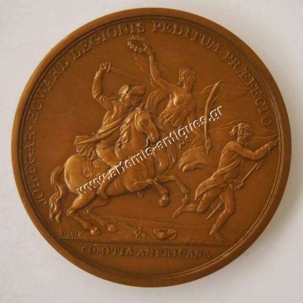 Comitia Americana Μετάλλιο