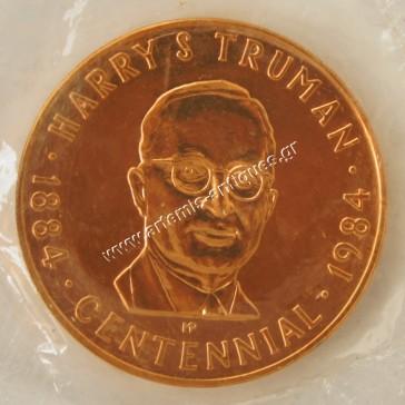Harry Truman 1884-1984