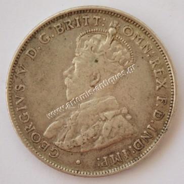 1 Florin - 2 Shillings 1936 Australia