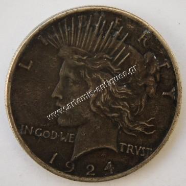 1 Δολάριο 1924 Η.Π.Α
