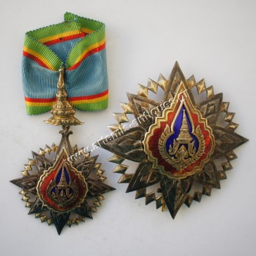 Grand Commander Order Of The Crown