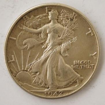 Μισό Δολάριο 1942