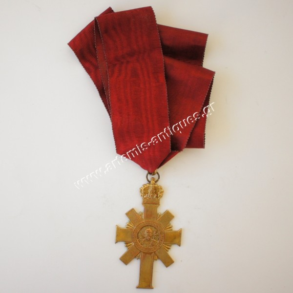 Commander Order of Ecumenical Patriarchate