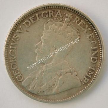 9 Piastres 1919 Cyprus