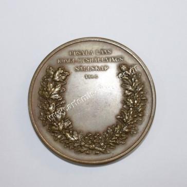 Uppsala lans kongl hushållnings sallskap till medal