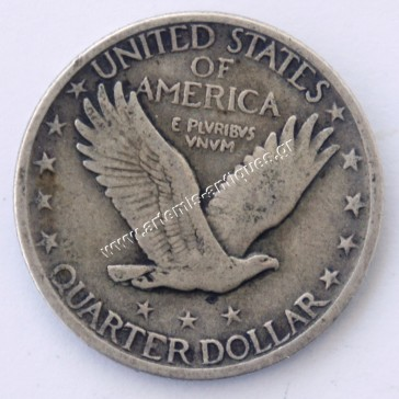 1/4 Δολάριο 1918 D