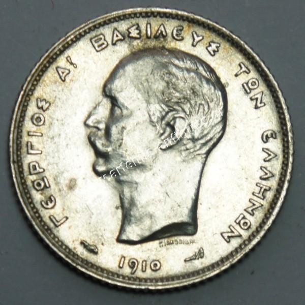 1 Δραχμή 1910