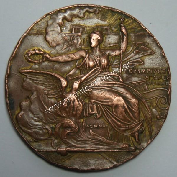 Διεθνείς Ολυμπιακοί Αγώνες 1896 Αθήνησι