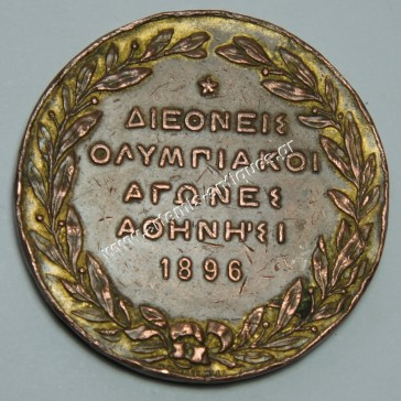 International Olympic Games 1896 in Athens