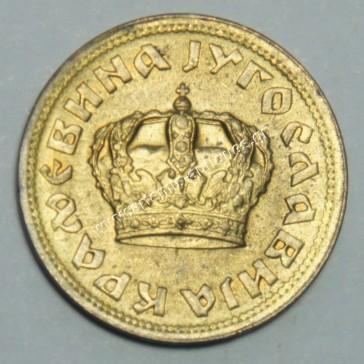 50 Para 1938 Yugoslavia