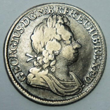 1 Shilling 1720 Great Britain