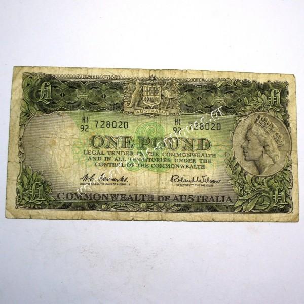 1 Pound Australia