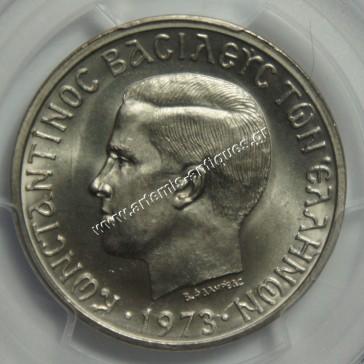 10 Drachmas 1973