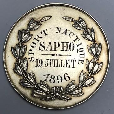 Sport Nautique 19 Juillet 1896