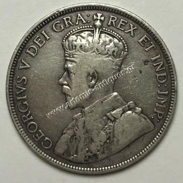 18 Piastres 1921 Cyprus