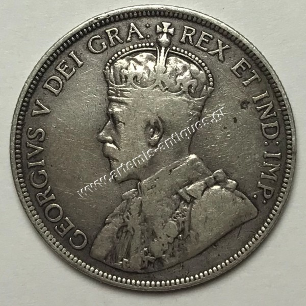 18 Piastres 1921 Κύπρος