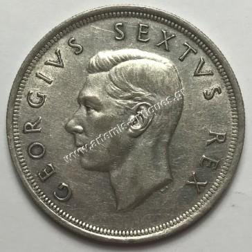 5 Σελίνια 1652-1952 Νότια Αφρική