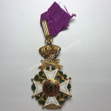 Ταξιάρχης Τάγματος του Λεοπόλδου Α