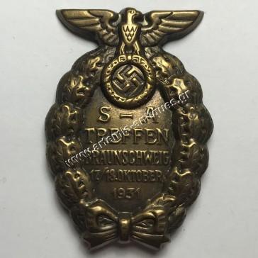 Ράλι Μπράουνσβαιγκ 1931 Σήμα