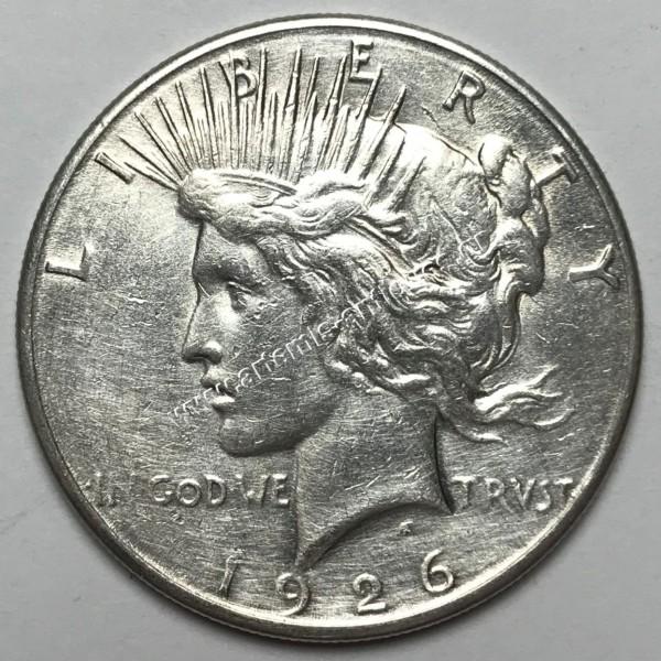 """1 Δολάριο 1926 S """" Δολάριο Ειρήνης """""""