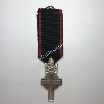 Σταυρός Μετάλλιο Bene Merenti  Βατικανό 1933