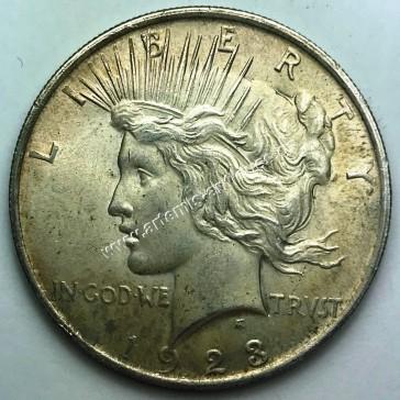 """1 Δολάριο 1923 """"Δολάριο Ειρήνης"""""""