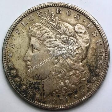 1 Δολάριο 1901 Ο Μόργκαν