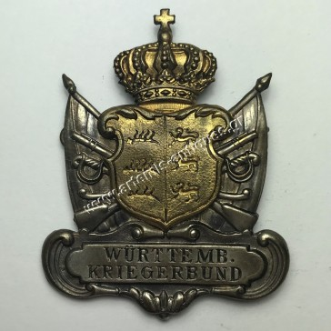 WURTTEMBERG Military Veterans Association Badge