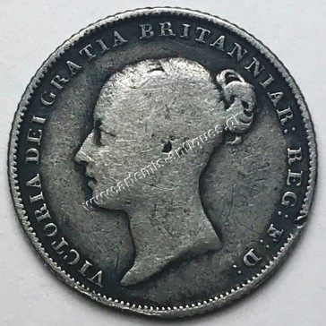 6 Pence 1841 United Kingdom