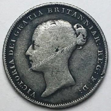 6 Πένες 1841 Ηνωμένο Βασίλειο