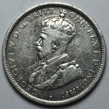 1 Shilling 1916 Αυστραλία