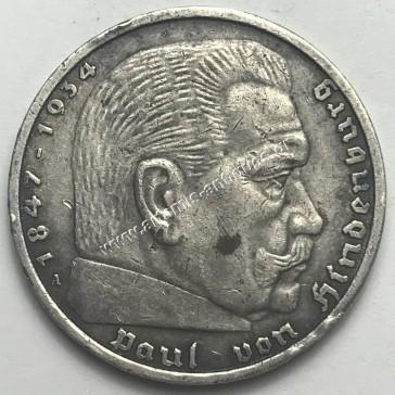 5 Μάρκα 1936 Γερμανία