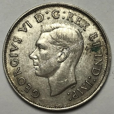 50 Cents 1940 Καναδάς