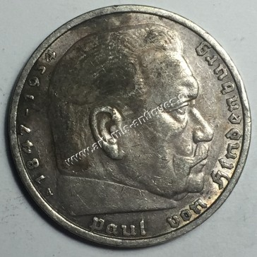5 Μάρκα 1935 Α Γερμανία